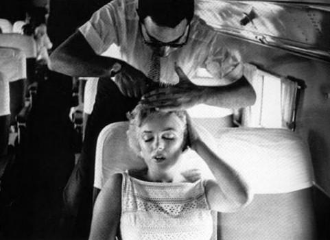 Eve Arnolds 1955 Photo Of Marilyn >> Marilyn Monroe Fotografiata De Eve Arnold 1955 Placerile Lui Noe
