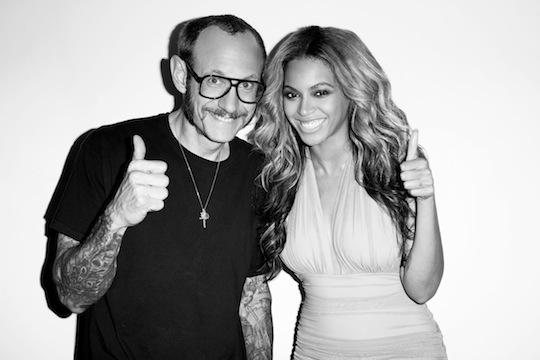 Beyonce si Terry Richardson