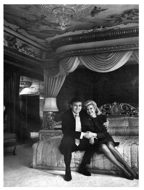 Ivana si Donald Trump deschidere