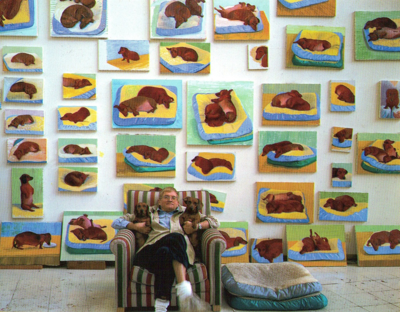 David Hockney, Boogie si Stanley
