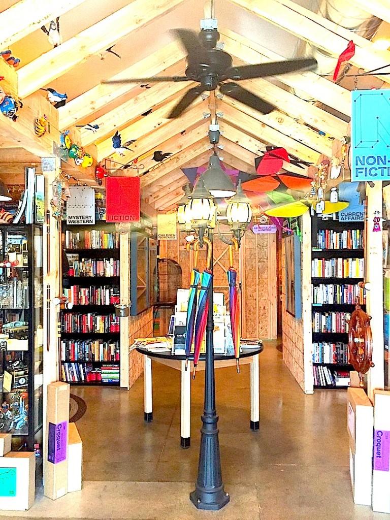 Inside bookstore 3