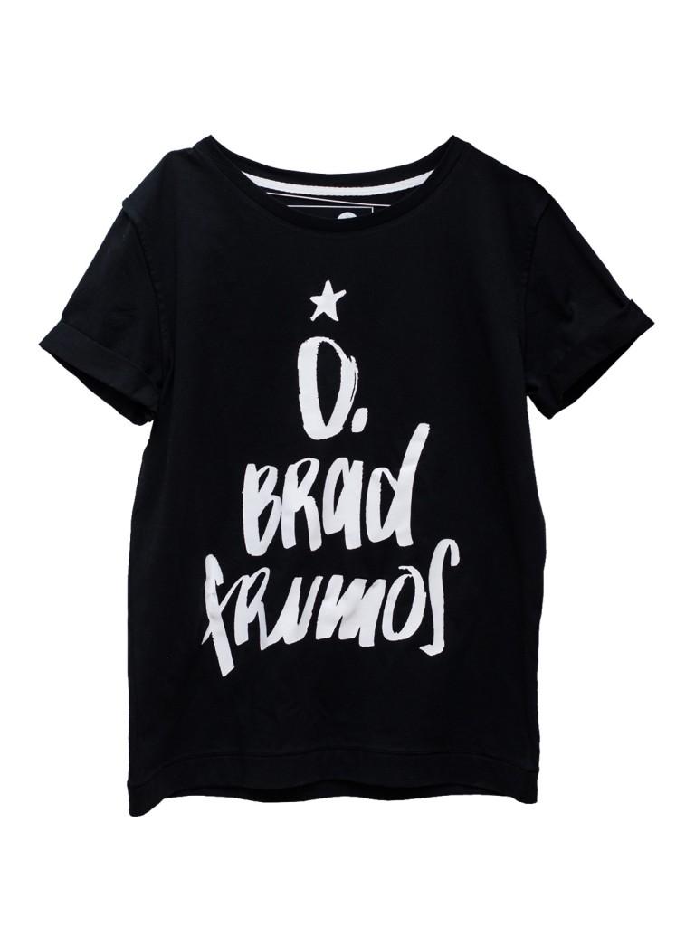 O. Brad Frumos black