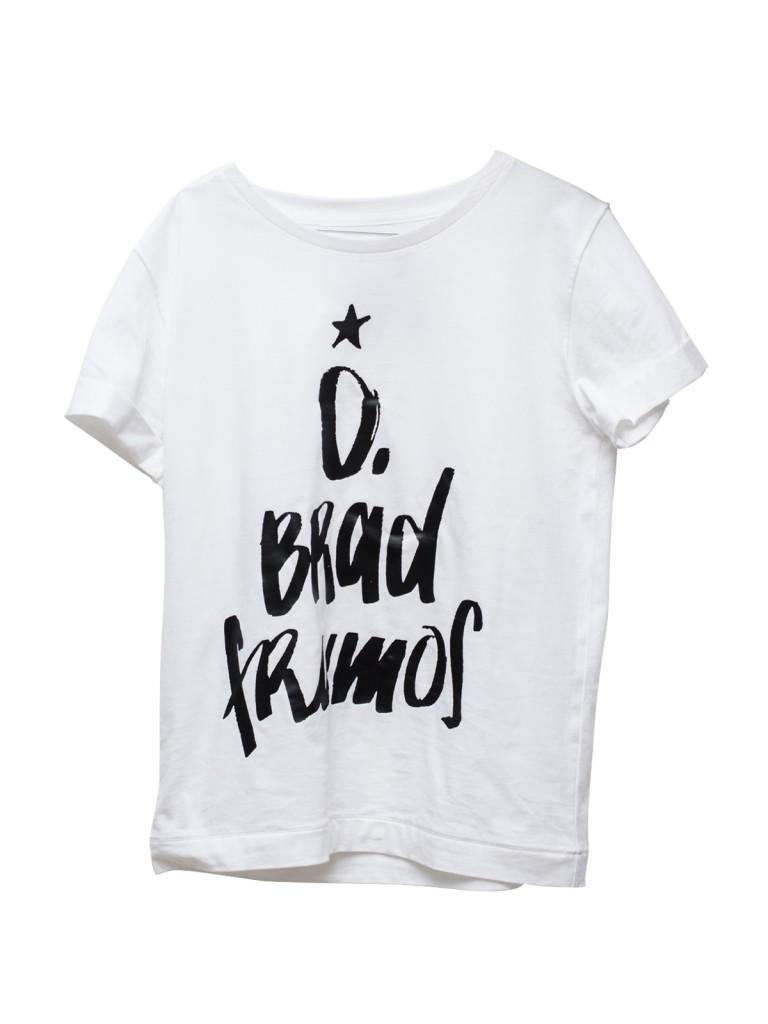O. Brad Frumos white