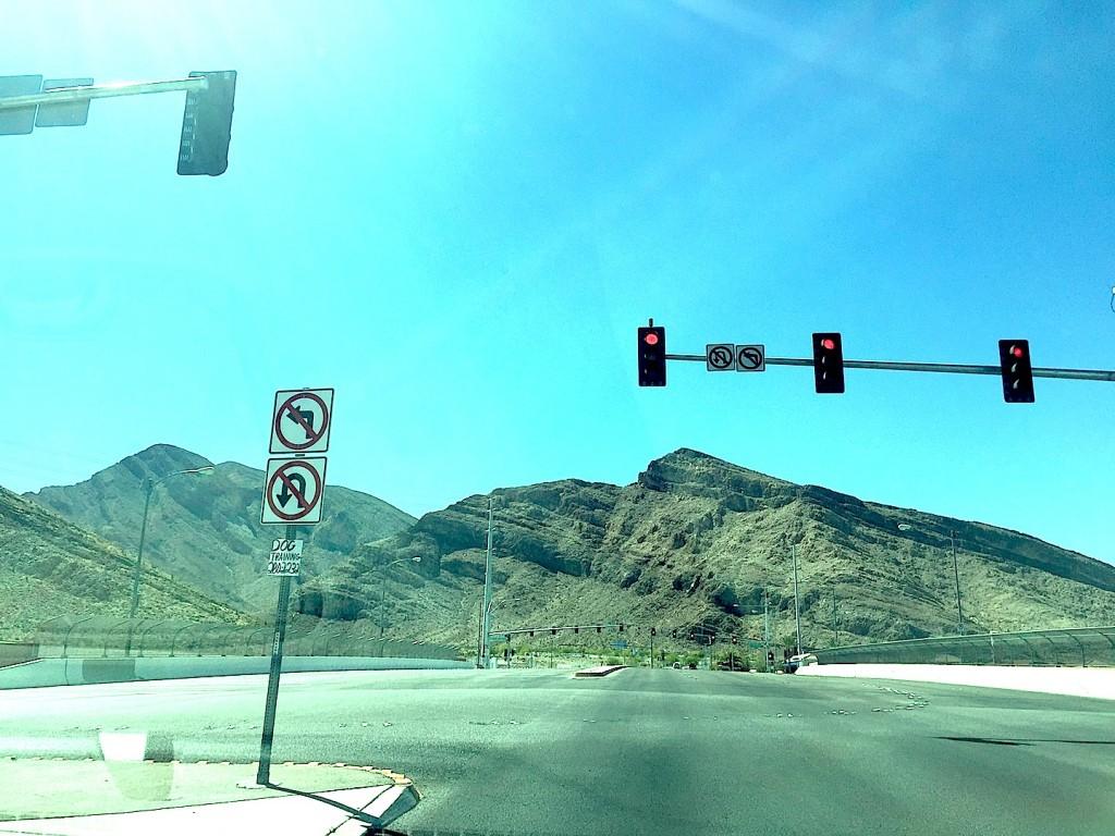 Summerlin mountains