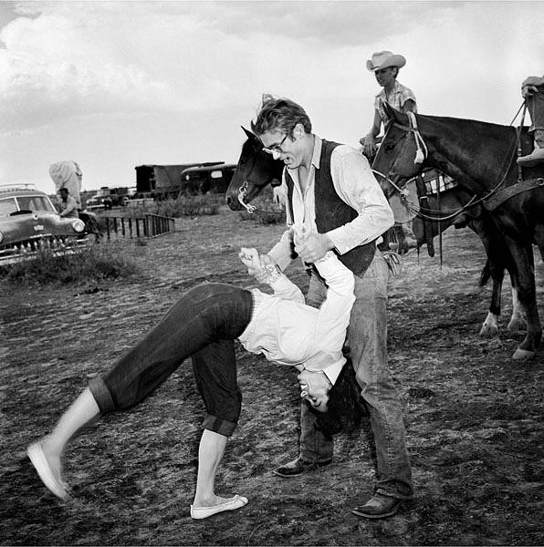 a beautiful game, Liz Taylor si James Dean