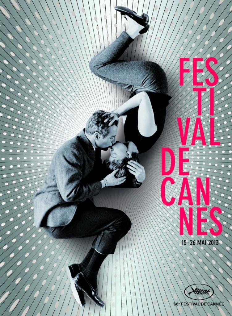 Afisul Festivalului de la Cannes din 2013