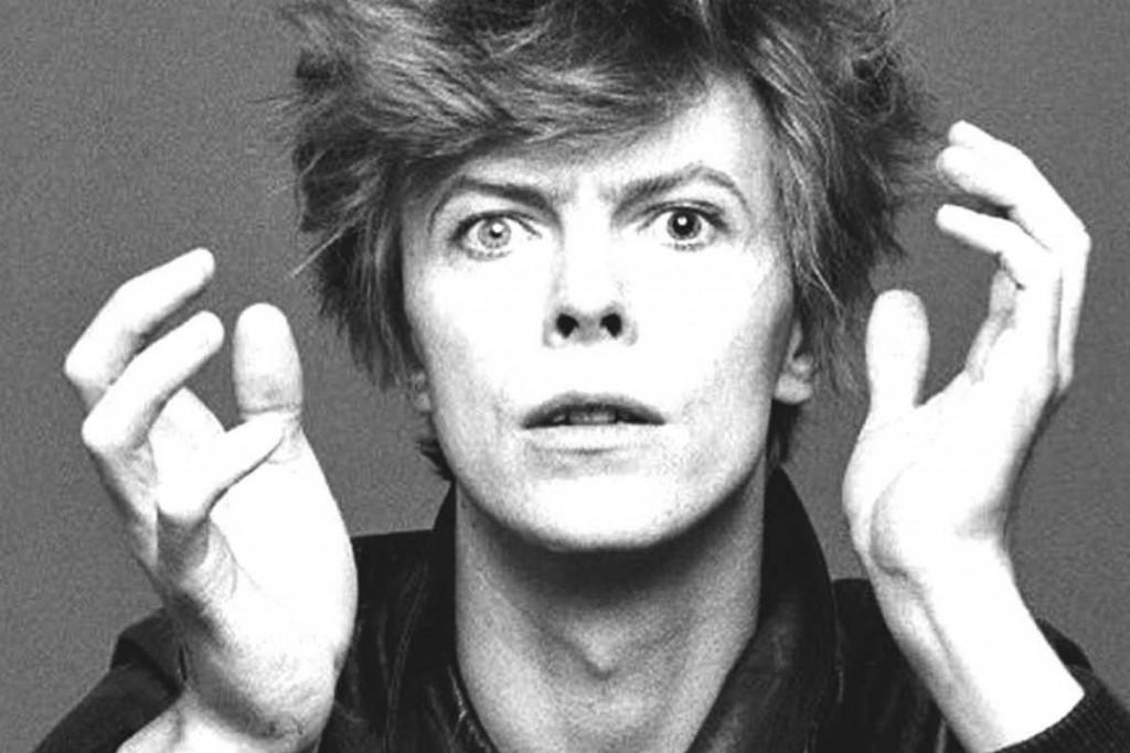 David Bowie, deschidere mare