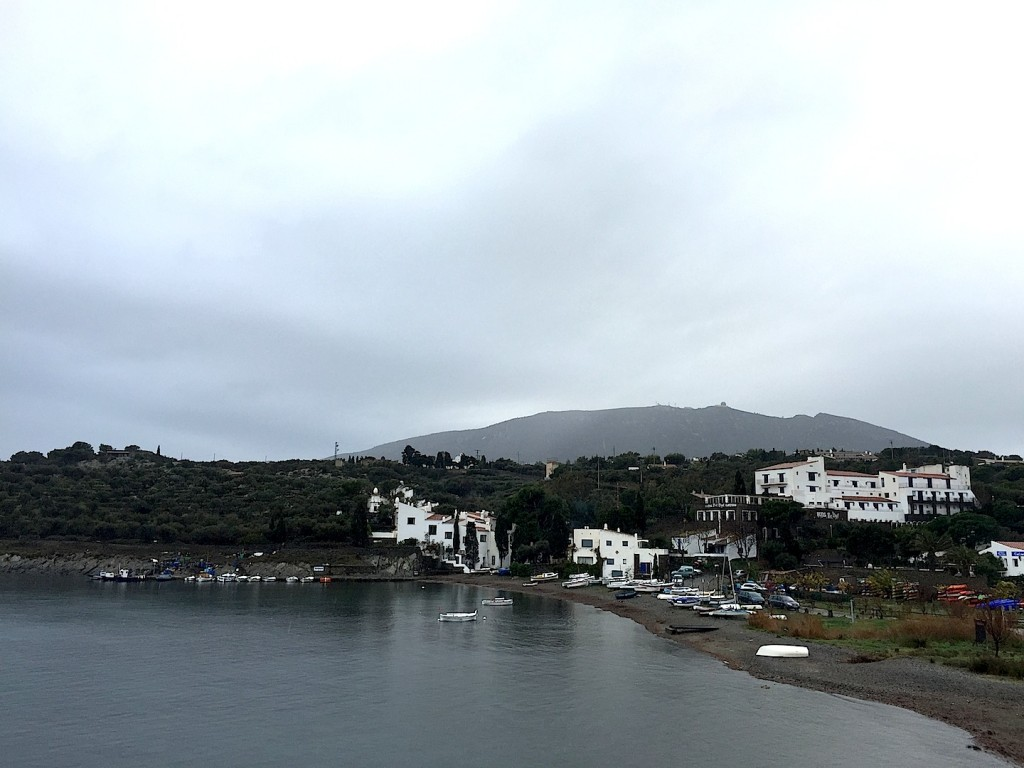 Adios, Port Lligat.
