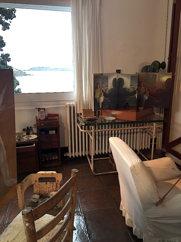 Port Lligat, ultimul tablou pictat de Dali