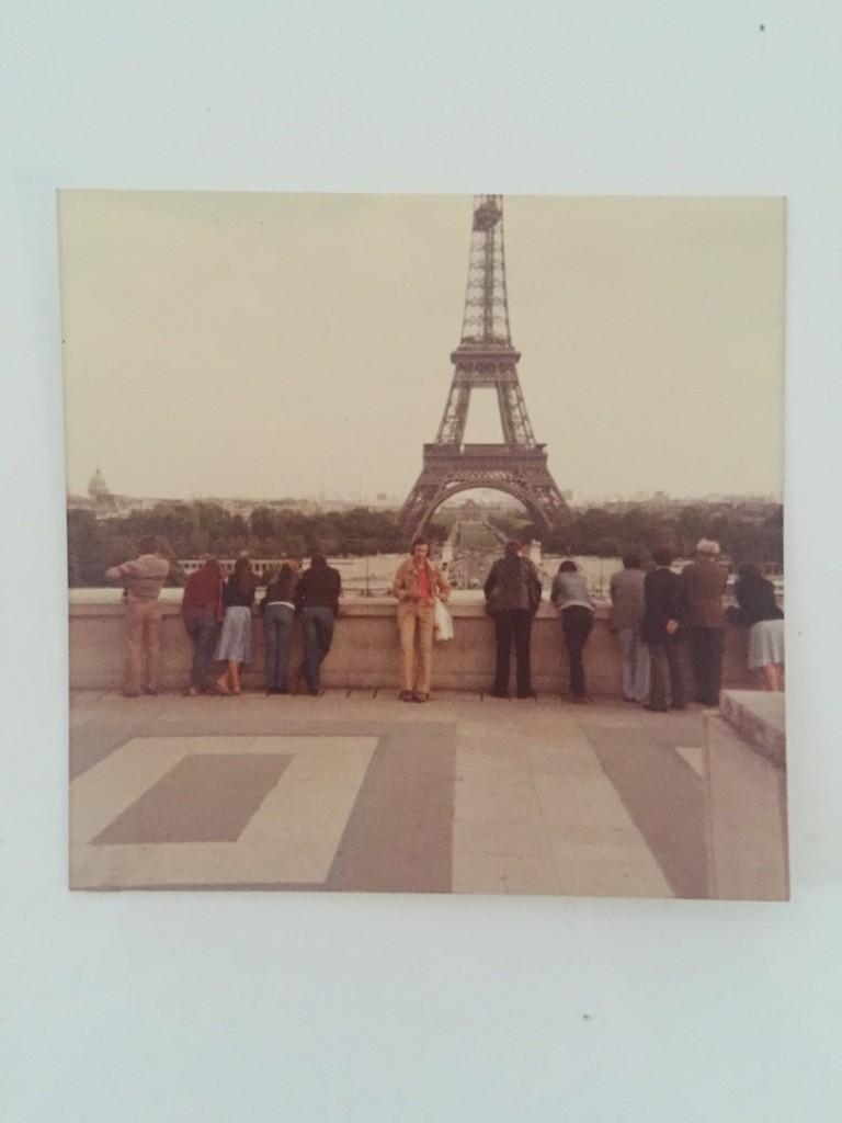 tata la Tour Eiffel