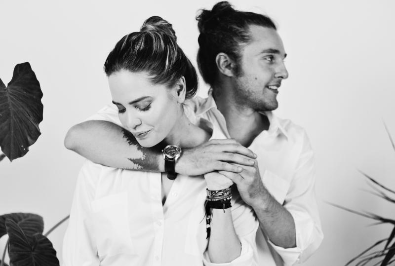 Diana Marasoiu si Florin Ioanitescu, palms mood