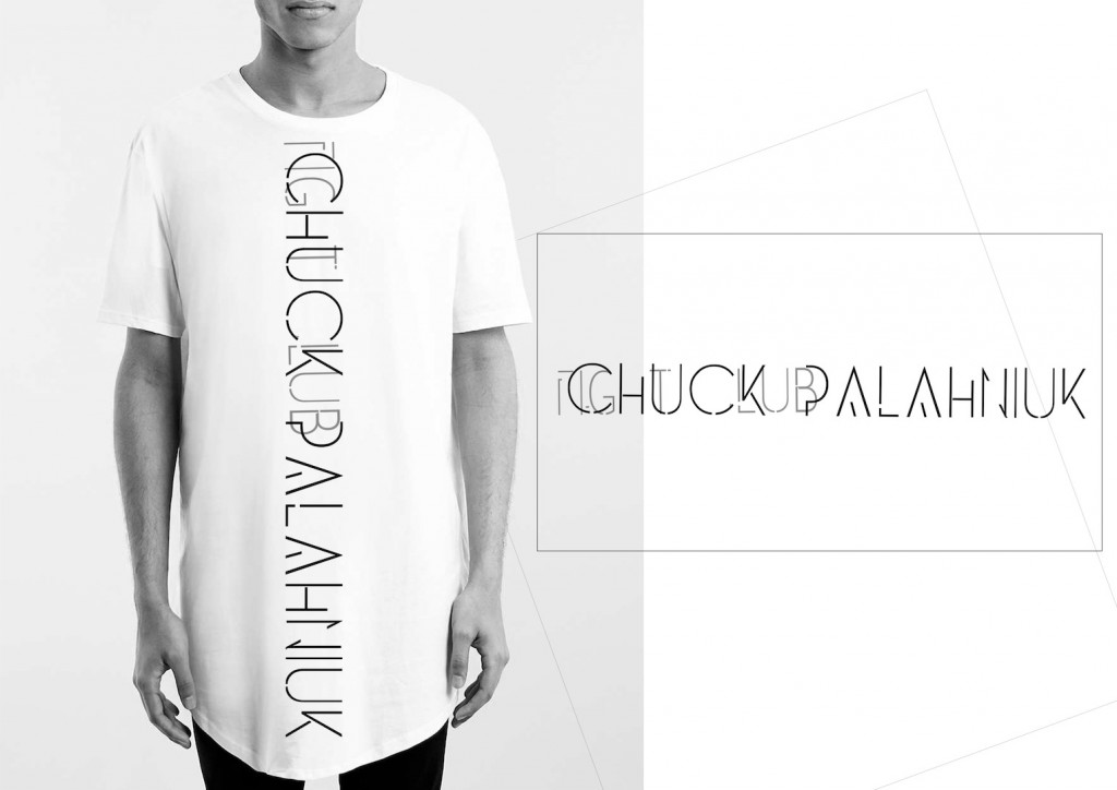 "Lucian Urdea, Chuck Palahniuk, ""Fight Club""."