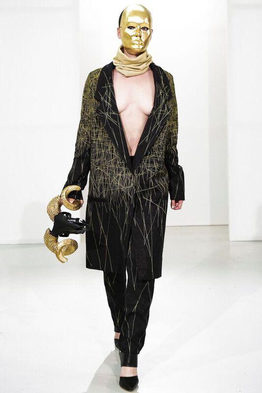 Nicoleta Botnaru, catwalk