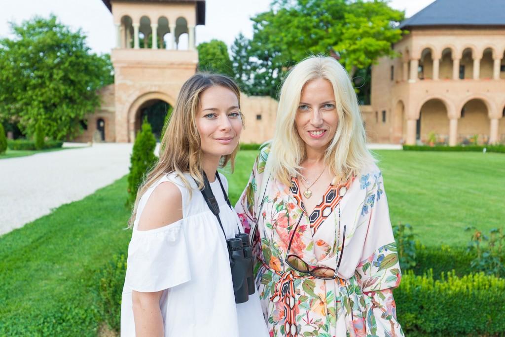 """cu Laura Cosoi, din nou la Mogosoaia, la aproape 8 ani de la sedinta foto pentru revista Tabu pentru editia de noiembrie, film, """"Kill Bill"""" remake"""