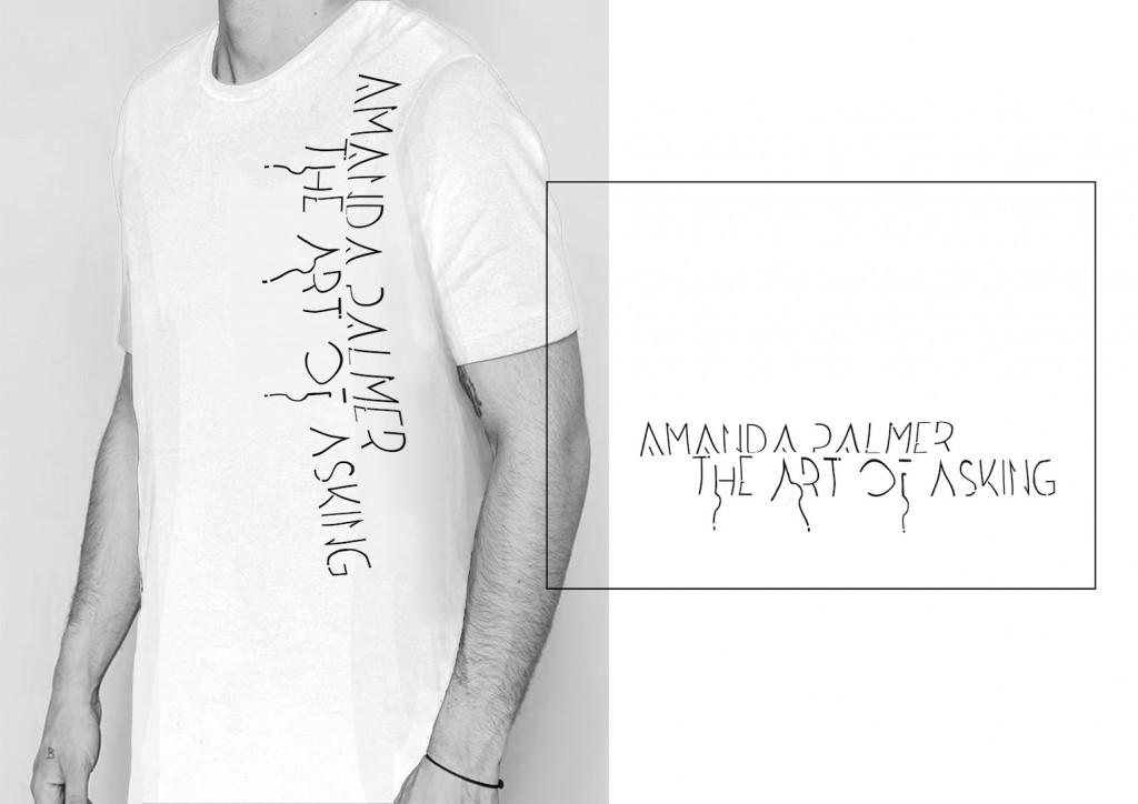 "Anca Nuta, ""The Art of Asking"" - Amanda Palmer"