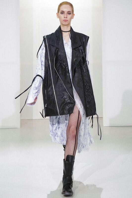 Veronica Tomos, catwalk