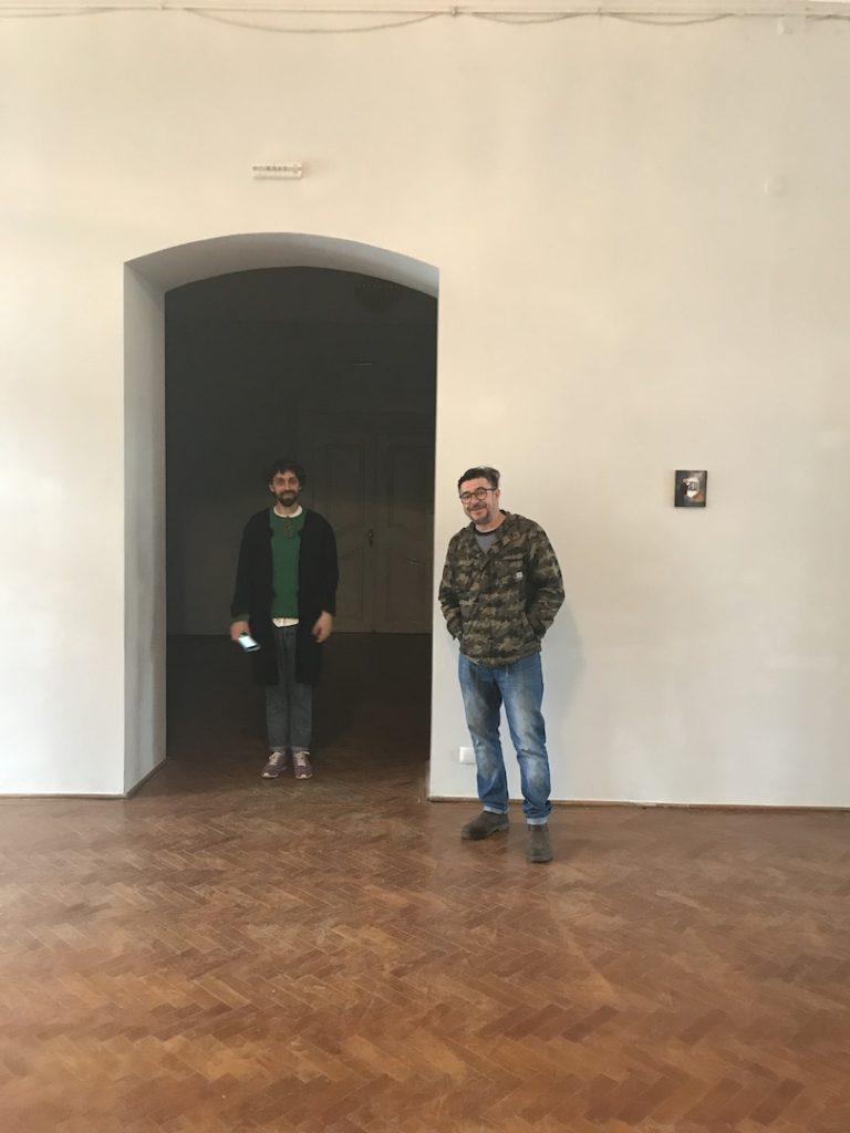 Marius Bercea si Robert Ratiu