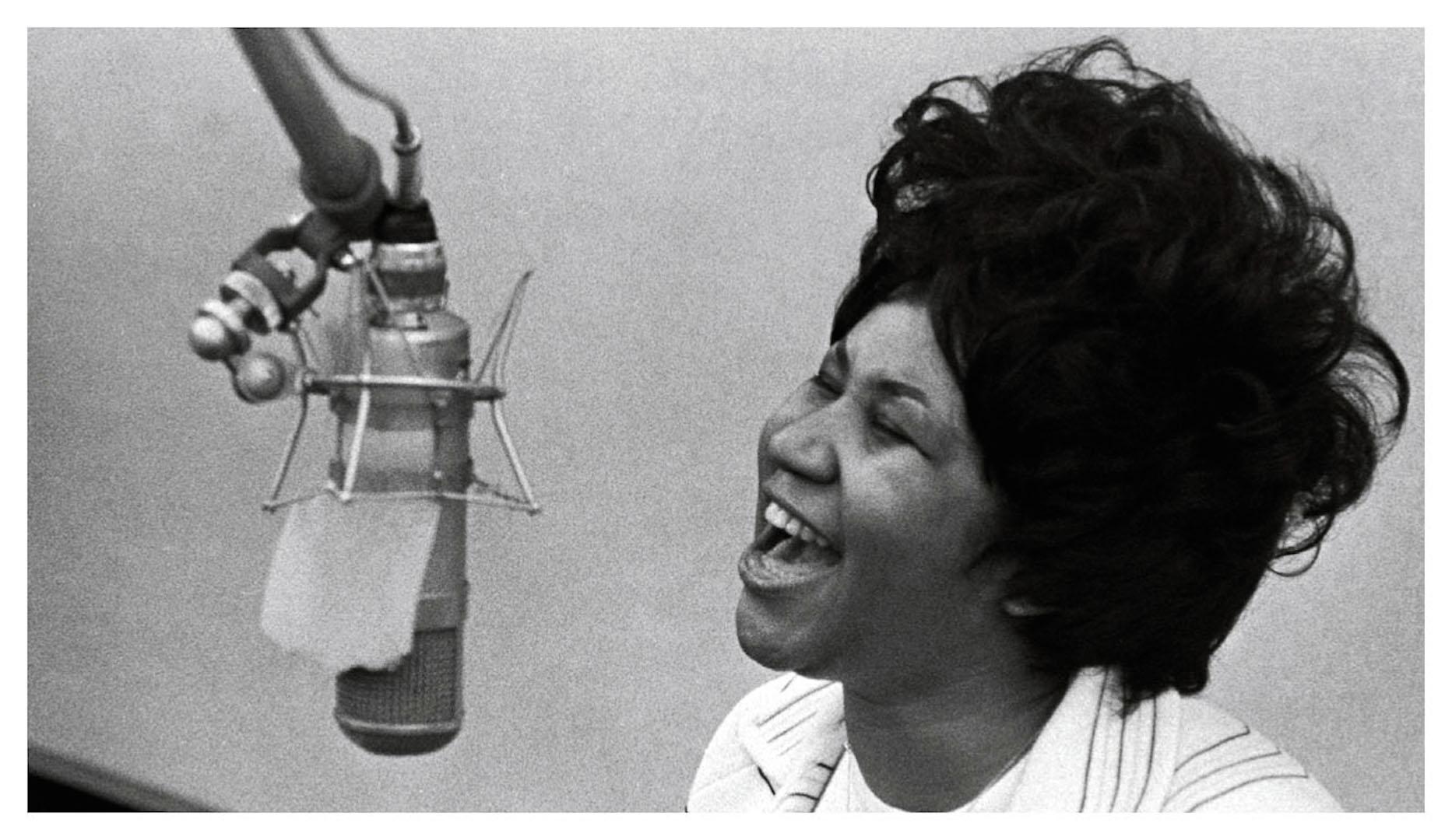 deschidere mare, Aretha Franklin