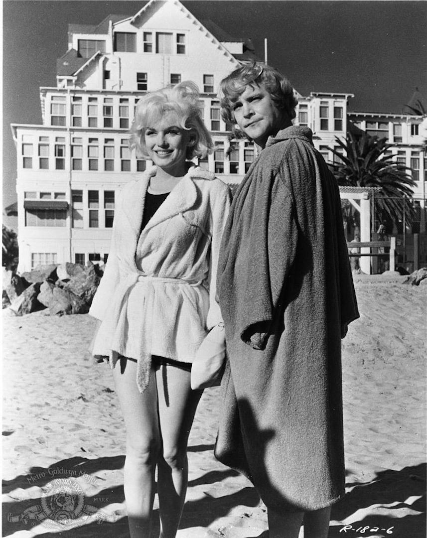 final material, Marilyn and Jack, Hotel El Coronado, San Diego