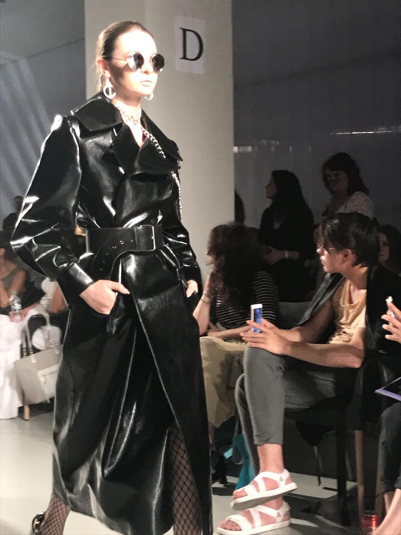Adina Elena Ancuta, the outfit