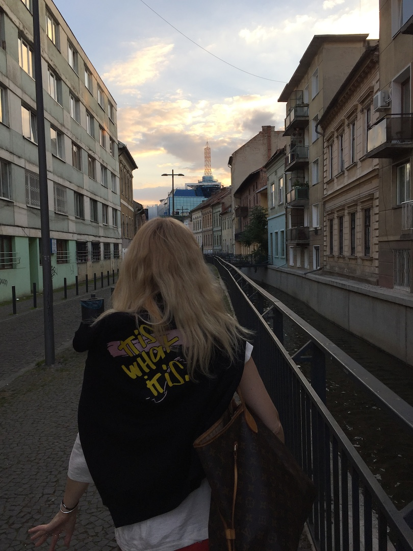 Cluj, TIFF, 3 iunie