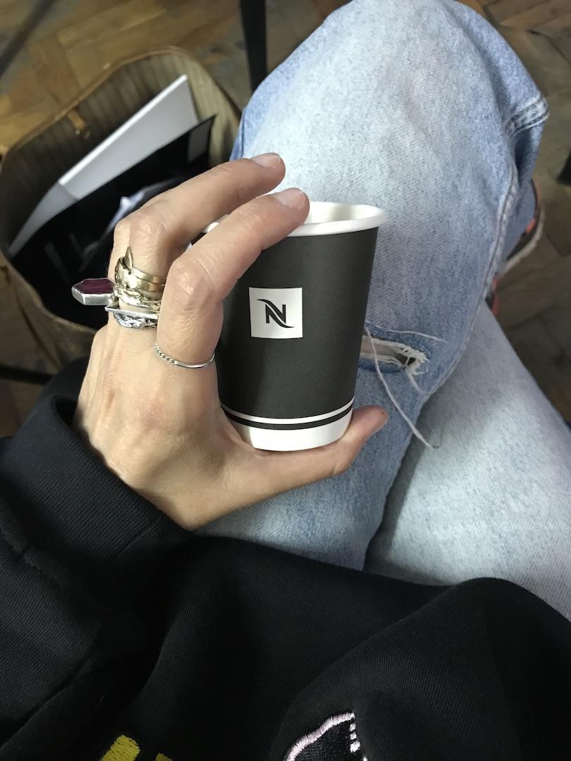 Infinitiff Nespresso