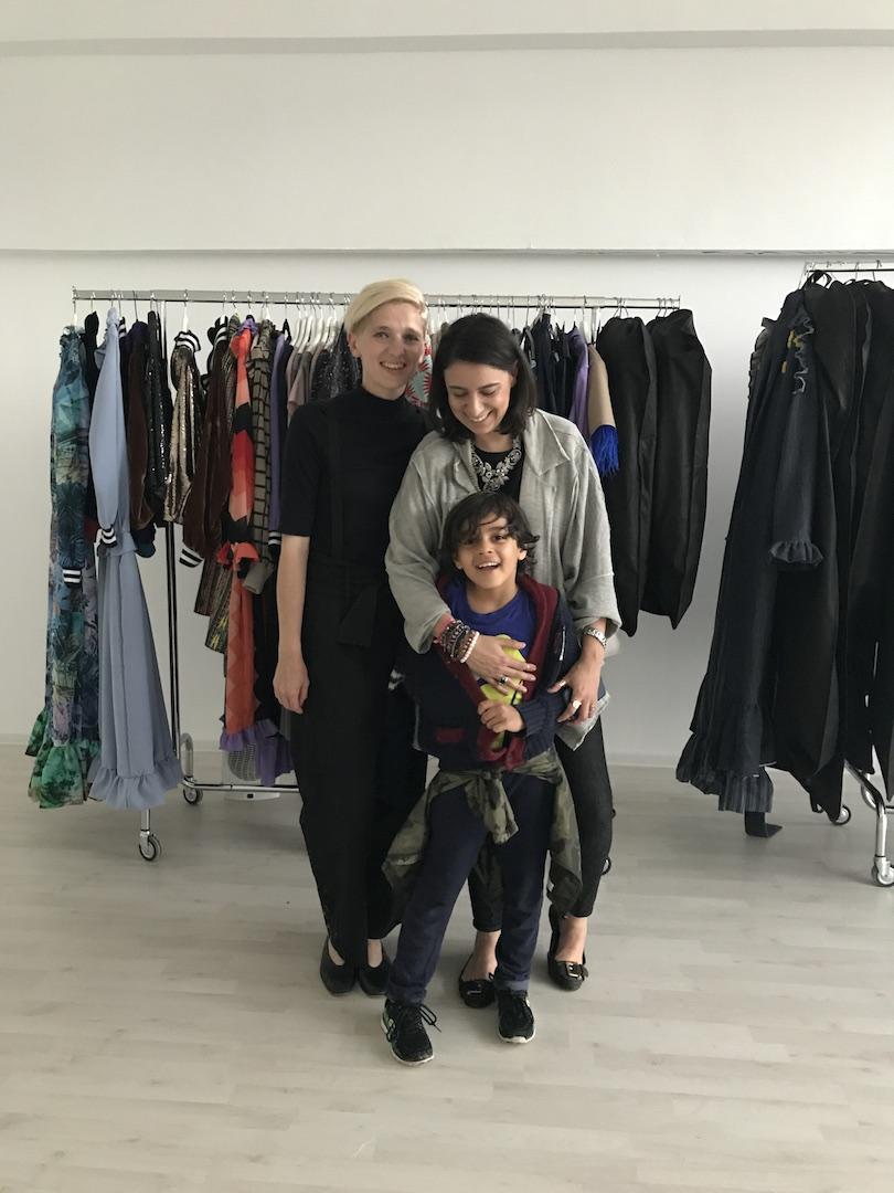 Smaranda Almasan, Ioana Vulpescu si Avi