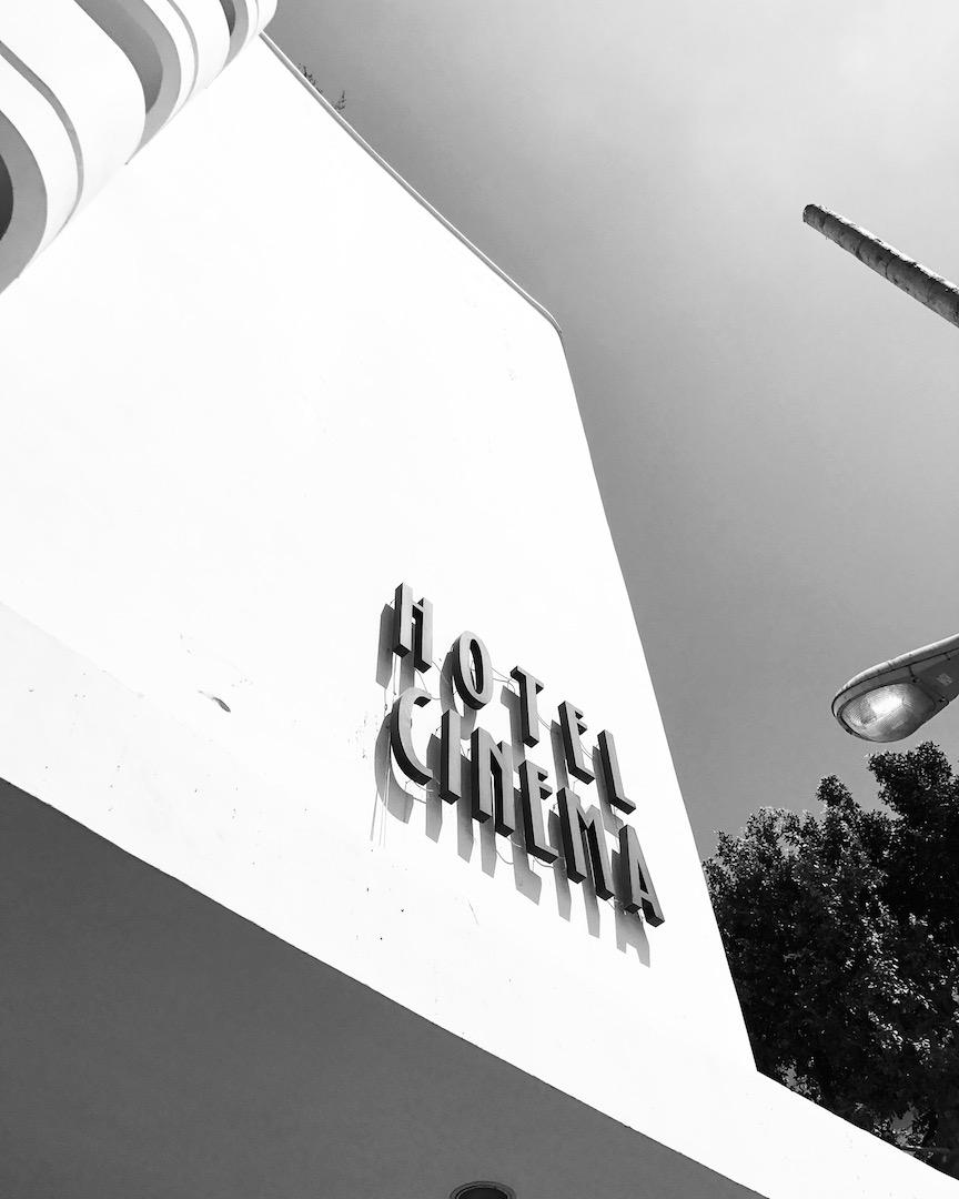 Cinema Hotel, Tel Aviv
