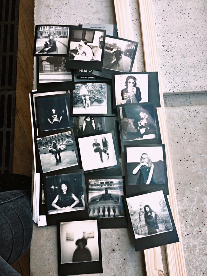 Polaroid Project