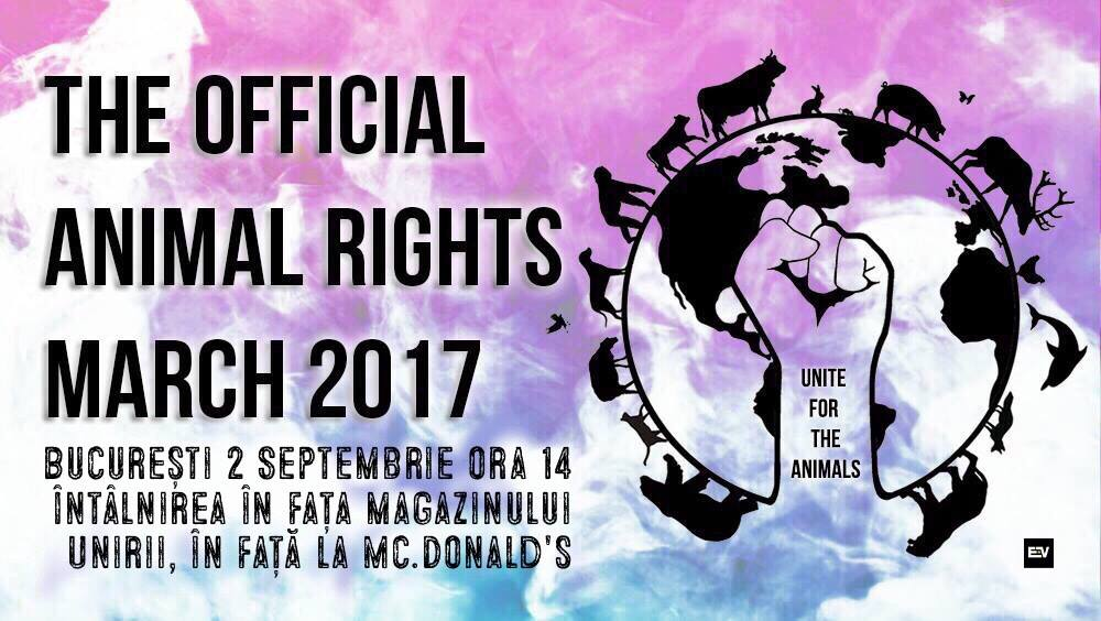 The Official Animals Rights March