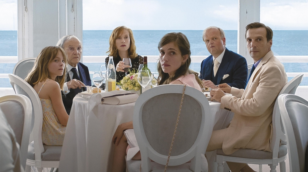 Les Films de Cannes a Bucarest, Happy End
