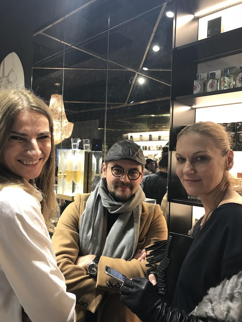 Alina Aliman, Claudia Gaspar si Ciprian Sipos