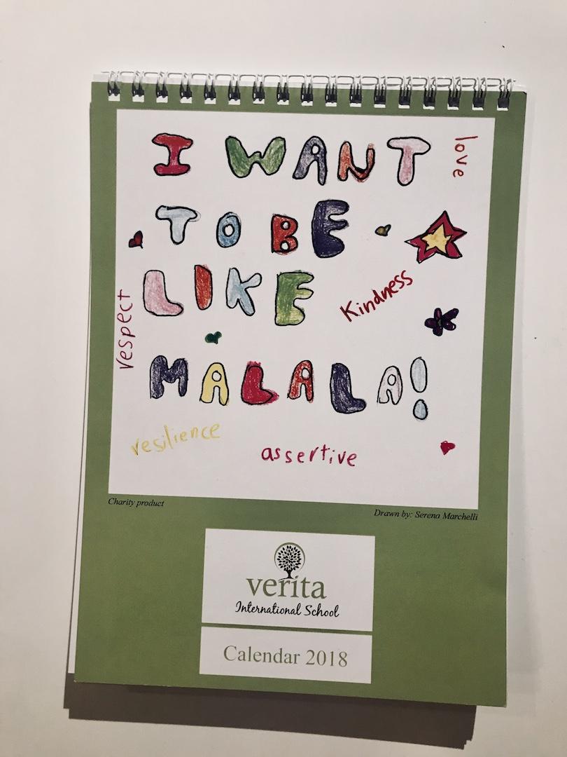 Calendarul Malala 1