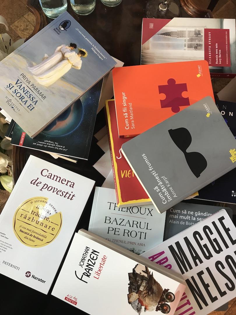 Carti recomandate de Marius Chivu