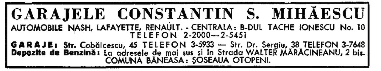 cartea de telefoane 1938
