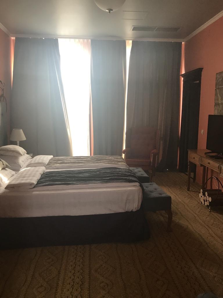 Camera amenajata de Ciprian Sipos, Country SPA Hotel