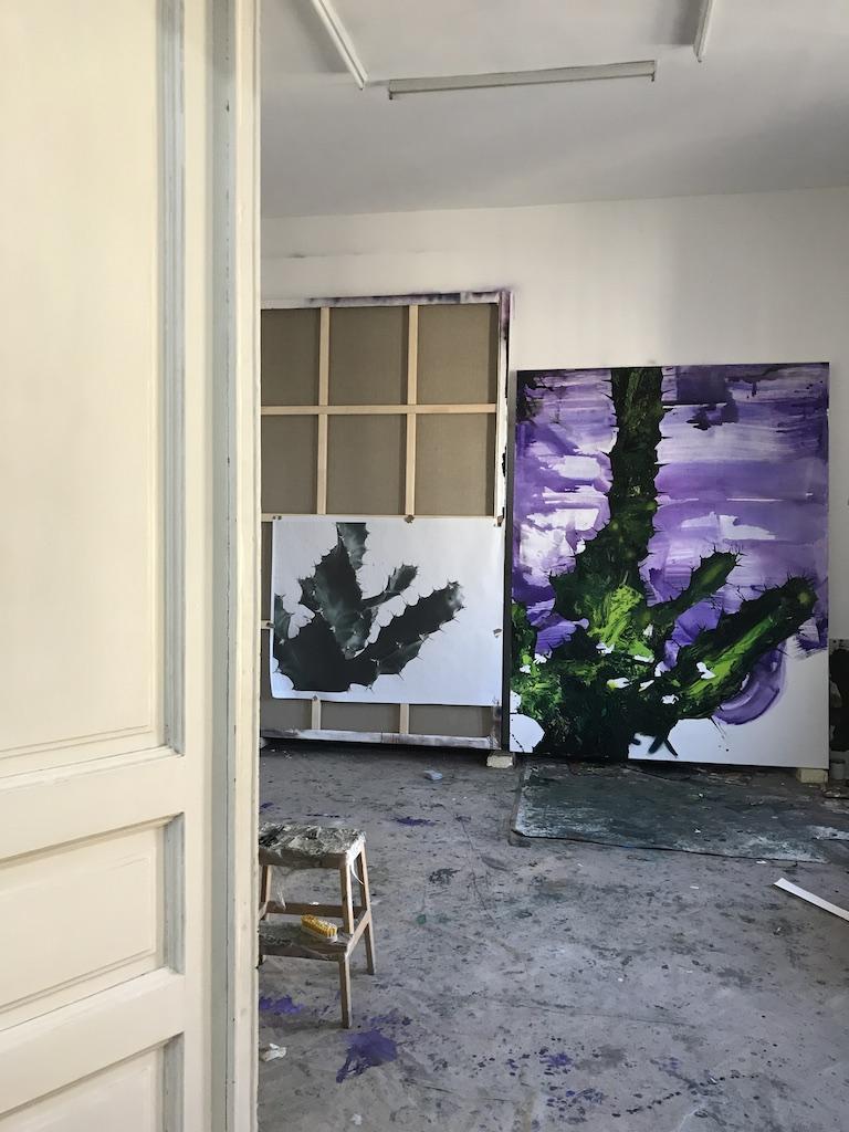 colt din atelierul lui Marius Bercea