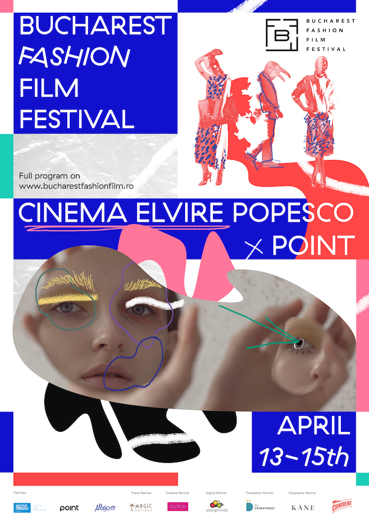 Bucharest Fashion Film Festival - Poster Oficial-2