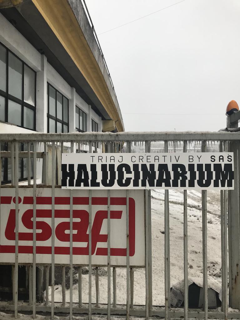 Halucinarium gate