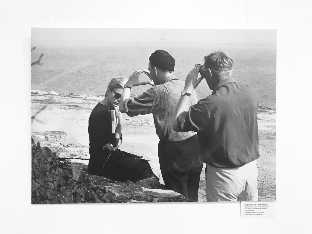 Ingmar Bergman expo
