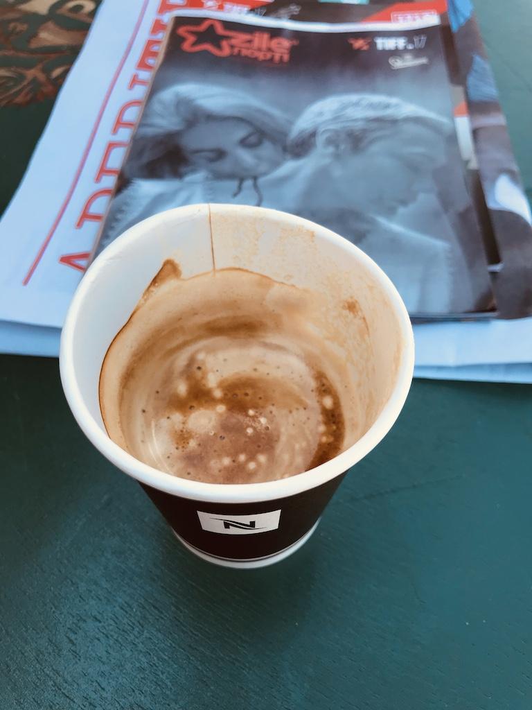 Nespresso si Aperitiff
