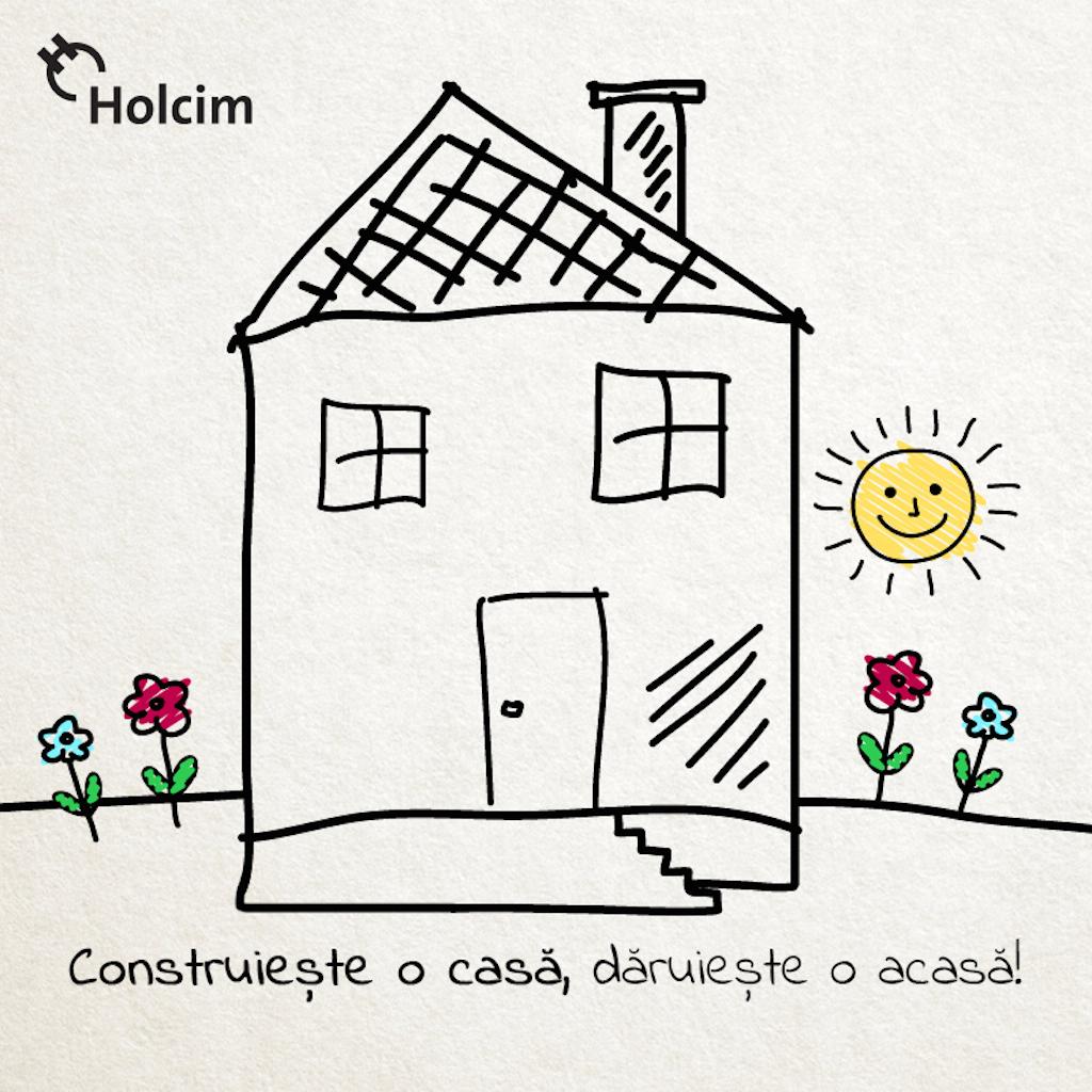 Declinare construieste o casa daruieste o acasa 1