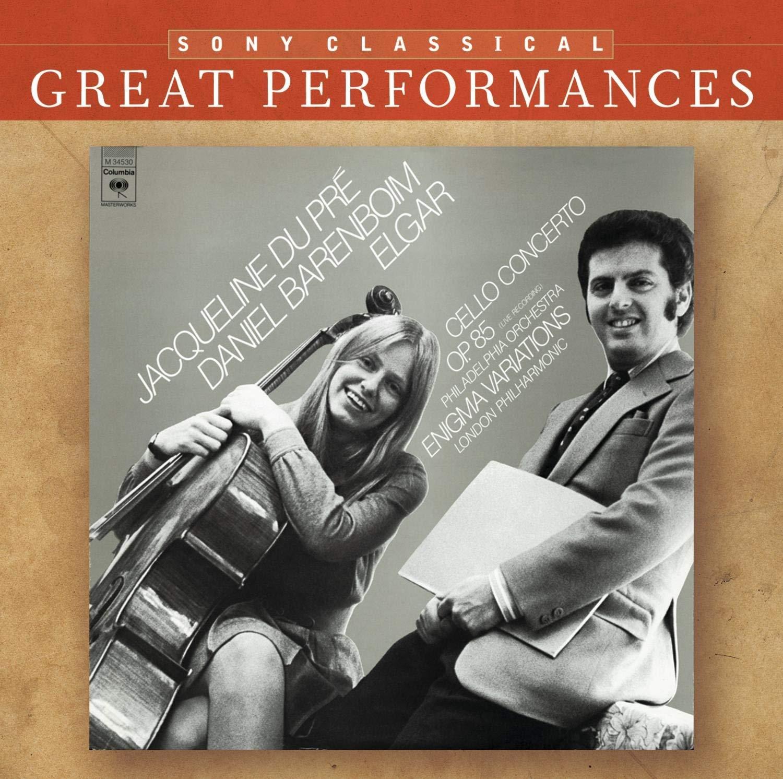 Jacqueline du Pre si sotul sau, pianistul si compozitorul Daniel Barenboim