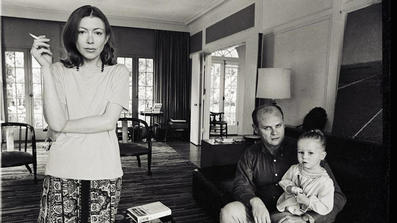 Joan Didion, John Gregory Dunne si fiica lor, Quintana Roo Dunne