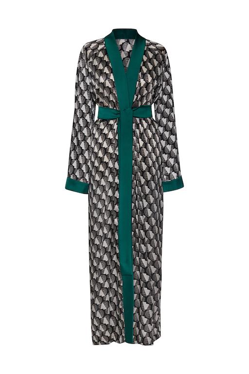 K-ONO, kimono AMANDA GREEN