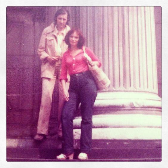 mama si tata, anii '80