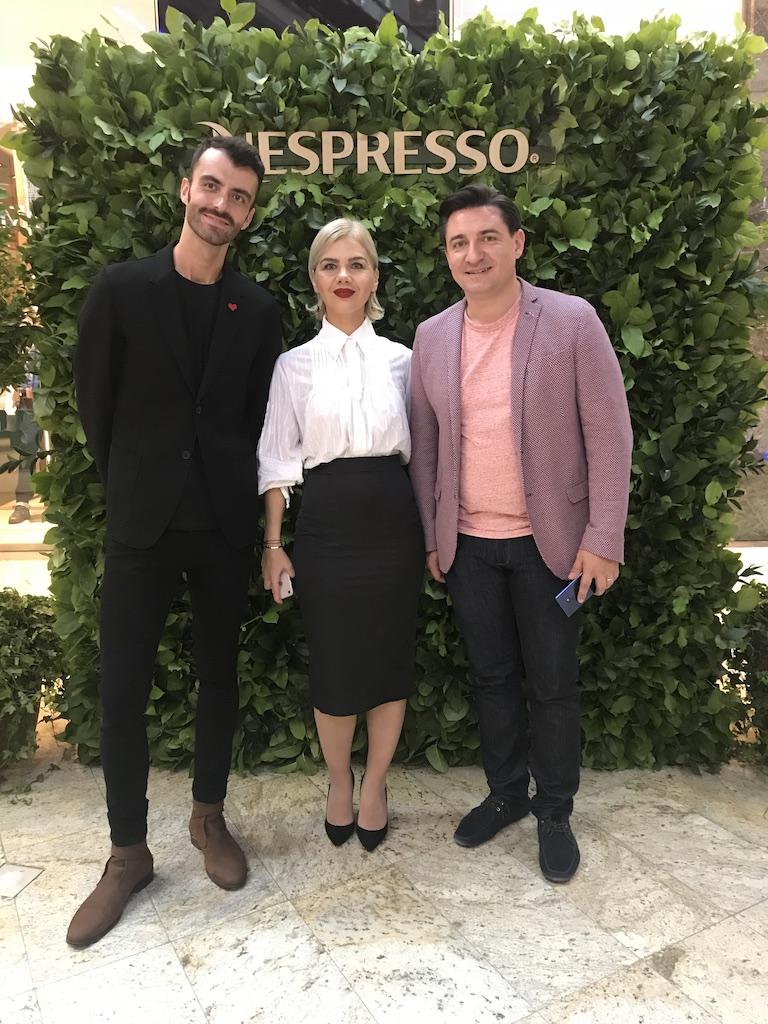 Bogdan Ciocodeica, Sonia Nastase si George Buhnici