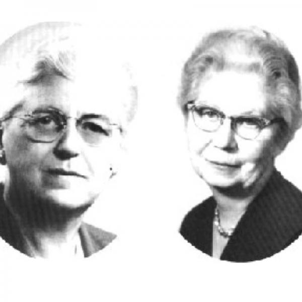 Dr. Pearl Kendrick si Grace Eldering