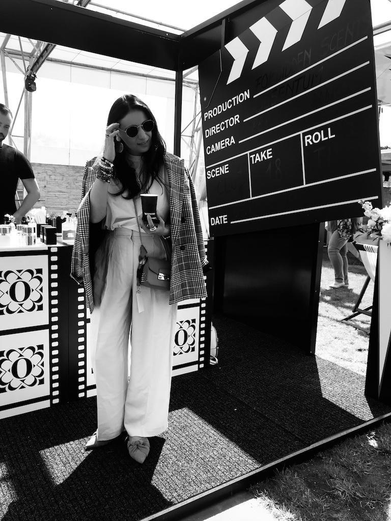Ioana Vulpescu, Obsentum & Nespresso brunch, La Villa