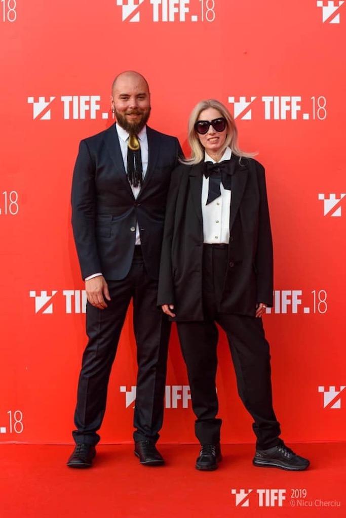 cu Tiberiu Capudean, Gala TIFF